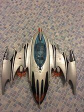 Toy-Hasbro 1997-BATMAN BATWING Jet/boat (** SEE DESCRIPTION faults **)