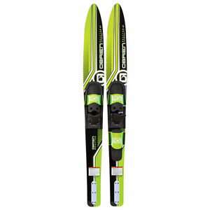 "O'Brien 2020 Reactor 67"" w/ 700 & RTP Combo Waterskis"