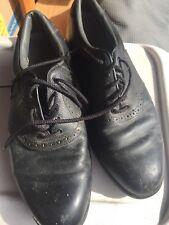 Footjoy Leather Saddle Golf Shoes 12