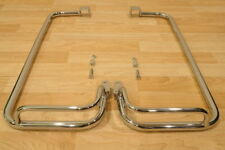 KAWASAKI VULCAN 1500 NOMAD CHROME SADDLEBAG SIDE RAILS