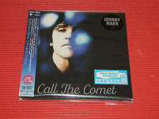 2018 JAPAN CD JOHNNY MARR Call The Comet with Bonus Track The Smiths