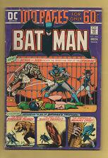 Batman #256 DC Comics 1974 Kane, Robinson, Novick VG