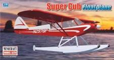 Minicraft 1/48 Piper Super Cub w/Floats Bush Plane 11663 new in the box