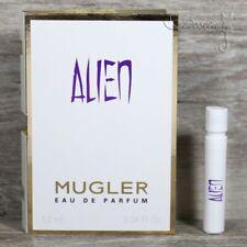 Thierry Mugler Alien EDP 1.2ml Spray Sample Vial Womens Perfume 100% Genuine NEW