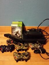 Microsoft Xbox 360 Kinect Bundle 250GB Matte Black Console