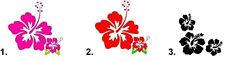 Waterslide Flowers Nail Decals Set of 20 - Hibiscus - you choose