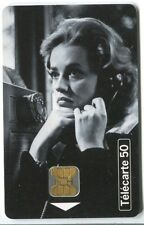 TELECARTE 50 JEANNE MOREAU ASCENSEUR POUR ECHAFAUD 1957