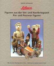 Libro de coleccionista: Schuco personajes de la antes-y posguerra-alemán/inglés
