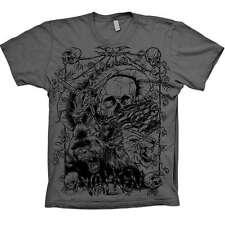 New Valken Paintball Short Sleeve TShirt T-Shirt Tee - Wildlife - Medium M