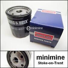 Classic Mini Oil Filter Spin On Type GFE433 GFE166 1973-1996 NOT MPi Borg & Beck
