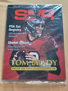 PSA Grading SMR Price Guide September 2021 w/ Tom Brady & Shohei Ohtani Sealed