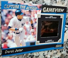DEREK JETER 2000 Topps Stadium Club Capture The Action Game View CAGV6 SP 88/100