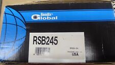 BRAND NEW BENDIX GLOBAL REAR BRAKE SHOES RSB245 / 245 FITS VEHICLES ON CHART