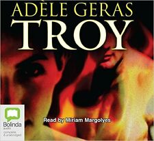 Troy by Adele Geras -  Audio CD unabridged NEW SEALED
