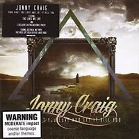 JONNY CRAIG Find What You Love And Let It Kill You CD BRAND NEW