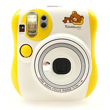 Rilakkuma FujiFilm Fuji Instax Mini 25 Instant Photos Films Polaroid Camera