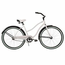 Womens Cruiser Bike 26 Inch Girls White Beach Bicycle Retro