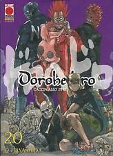 Planet Manga - Dorohedoro 20 - Nuovo !!!
