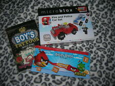 3 Piece Set for Boy Angry Birds