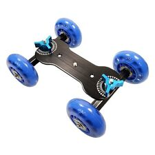 Quad Skate Table Dolly for DSLR Compact Dolly  Kit for 5D II 7
