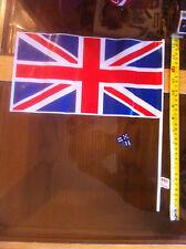 Claire's Claires Accessories oficial Union Jack Inglaterra Bandera Fútbol