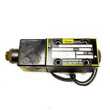 DIBW20H PARKER DIRECTIONAL CONTROL VALVE, DIBW20-HY21-KM, 110/120V, 50/60Hz