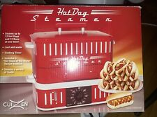 Cuizen Hot Dog Steamer, New In Box, Great For Parties