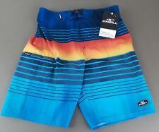 O'neill Hyperfreak NEW Boys XL/7X Multicolor Swimming Trunks Board Shorts *