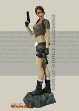 Tomb Raider Lara Croft Legend/LifeSize estatua lebensgross figura Muckle Rise