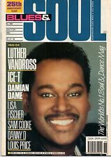 Luther Vandross Blues & Soul 1991  Sam Cooke   Ice-T   Lisa Fischer  Louis Price