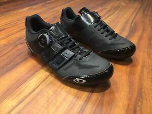 Giro Women's Raes Techlace Cycling Shoe - Black, EU 40.5 (US 8.5)
