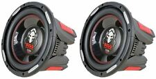 "2 Boss Audio P106DVC PHANTOM 10"" 4200w Dual 4-Ohm Subwoofers Car Stereo Subs"