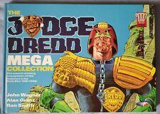 JUDGE DREDD MEGA COLLECTION BY JOHN WAGNER