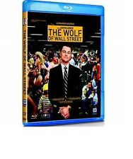 Blu Ray THE WOLF OF WALL STREET - (2014) *** Leonardo Di Caprio *** ......NUOVO