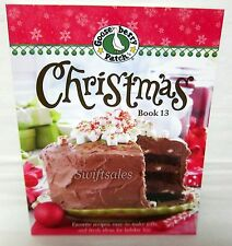 Gooseberry Patch Christmas Book 13 - Softcover Edition - New