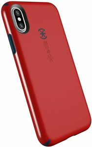 Speck Presidio Pro Case Cover for Apple iPhone X/xs  RED
