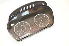BMW 525d E60 5 SERIES 04-07 INSTRUMENT CLUSTER SPEEDOMETER CLOCK 9135254
