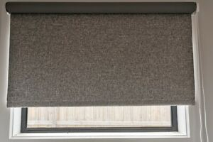 Blackout Roller Blind (60-270)x210cm Beautiful Fabric On Sale 1/2Price Dill Free