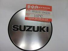 Suzuki GS650g GS650E  nos magneto cover emblem 81-83    68233-34200