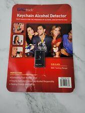 Bactrack Keychain Alcohol Detector Breathalyzer. 0.00-0.40%