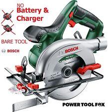 NUOVO Bosch PKS 18 Li Cordless Circolare Saw 06033B1300 3165140743266 *