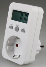 Monitor De Energía Del Metro Costo Consumo Medidor corriente max 3680W