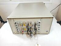 Agilent E1421B Mainframe with E8491B 89605B E1439A 89605B E1439C modules
