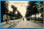 CPA: Le Plessis-Chenet - Rue de Paris et entrée du Pays / 1912