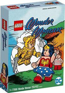 LEGO DC Exclusive Wonder Woman vs Cheetah 77906