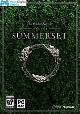 Elder Scrolls Online: Summerset + Tamriel Base Game PC [Global Key]