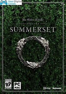 Elder Scrolls Online: Summerset + Tamriel Base Game PC [Global Key]
