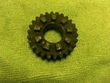 BSA B31,B33,M20,M21,M33, gearbox gear NOS - 65-3114