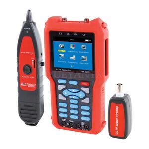 NOYAFA NF-706 CCTV Tester Analog & CVBS Signal cable tracker Automatically adapt