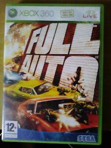 Full Auto (Microsoft Xbox 360)